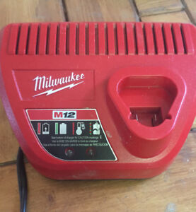 Milwaukee M12 charger