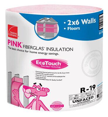 Insulation R19uf23x392