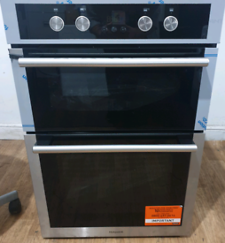 Brand New Hotpoint Built In Electric Double Oven - Free local delivery