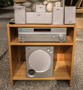 Sony 5.1 Surround System for home theatre