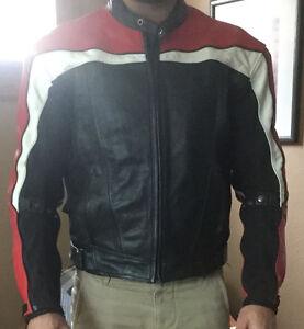 Joe Rocket Sonic 2.0 leather jacket - Size 42 (large)