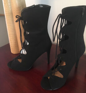 Sexy booties - Size 8.5