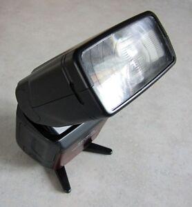 Flash Électronique Minolta MAXXUM 3500xi