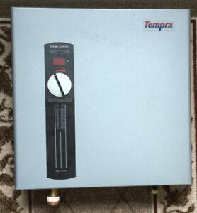 Stiebel Eltron Tempra electric on-demand water heater