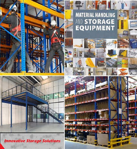 Storage & Warehouse Rack /Shelving Systems