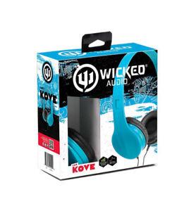 NIB Wicked Audio Kove On-Ear Headphones