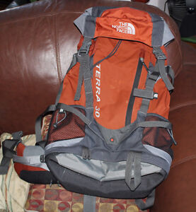 Northface Terra 30 hiking backpack