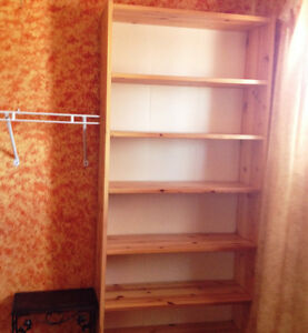 $600. furnished, clean, quiet, spacious,room, in detached, house