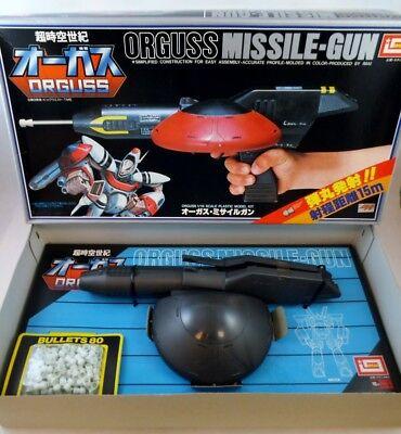80's IMAI Japan Orguss 1/16 Missile-Gun Kit NMIB Macross Robotech Gundam Mecha segunda mano  Embacar hacia Argentina