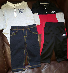 12-18months baby boy clothing lot $30