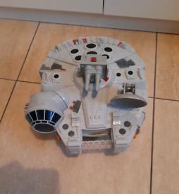 Star wars playskool millenium falcon