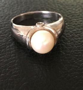 Tocara Sterling silver ring