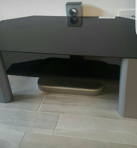 2 tier TV stand
