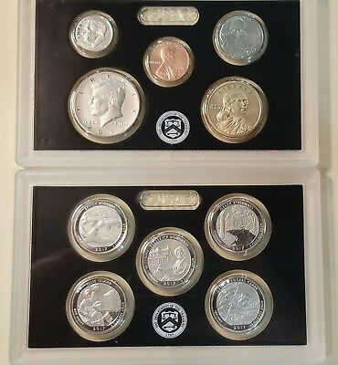 2017 S Enhanced Uncirculated Set 225th Anniversary