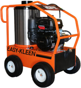 Easy Kleen Commercial Hot Water Pressure Washer