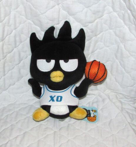"Sanrio 9"" Plush Basketball Badtz Maru w/ Tag 2006 Rare"
