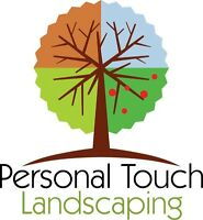 2017 Season has begun - Personal Touch Landscaping