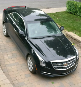Urgent** 2015 Cadillac ATS 2.0T 54000 KM Lease 80,000KM Location