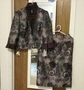 Lorellana Woman's Mother of the Bride Set (Size 12)