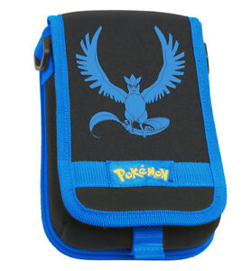 Nintendo 3DS Carrying Case w shoulder strap (Pokemon, Articuno)