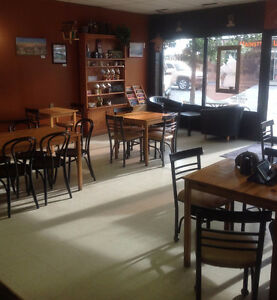 Coffee House for Sale in Central Alberta