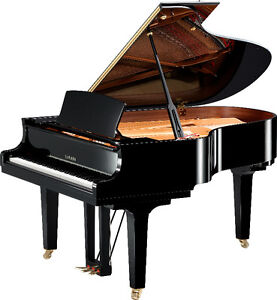 NEW Yamaha Disklavier Enspire Pianos at Tom Lee Music