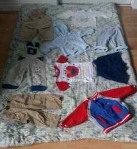 Lot Vêtements garçons 12 mois