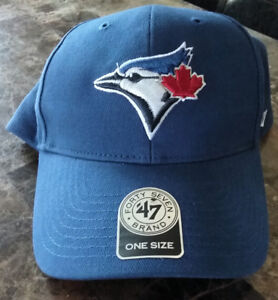 Toronto Blue Jays Baseball Cap - 47 Brand - One Size - NEW