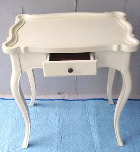 French Provincial Table…small project for you.