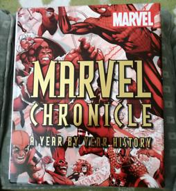 Marvel Books Bundle.
