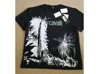 Just cavalli mens Italian Tshirt Size M