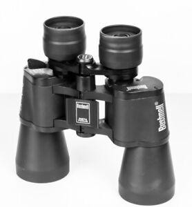 Jumelles Bushnell 9X à 27X, zoom 50 mm