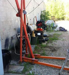 3000 lb. Crane / Lift / Hoist