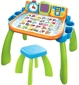 Vtech touch and learn activity table