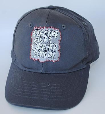 Creative Arts Charter School San Francisco Youth Adjustable Baseball Cap Hat