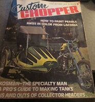 Motorcycle Book lot.
