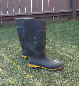 Steel Toe Boots Size 8: Baffins, Rubber Work Boots