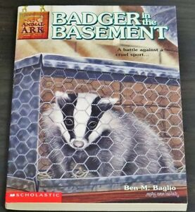 The Badger in the Basement Vol. 6 by Ben M. Baglio (1998, Paperb