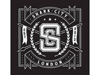 Shark City: A London Metal/Hardcore band looking for a new DRUMMER! Get in touch!