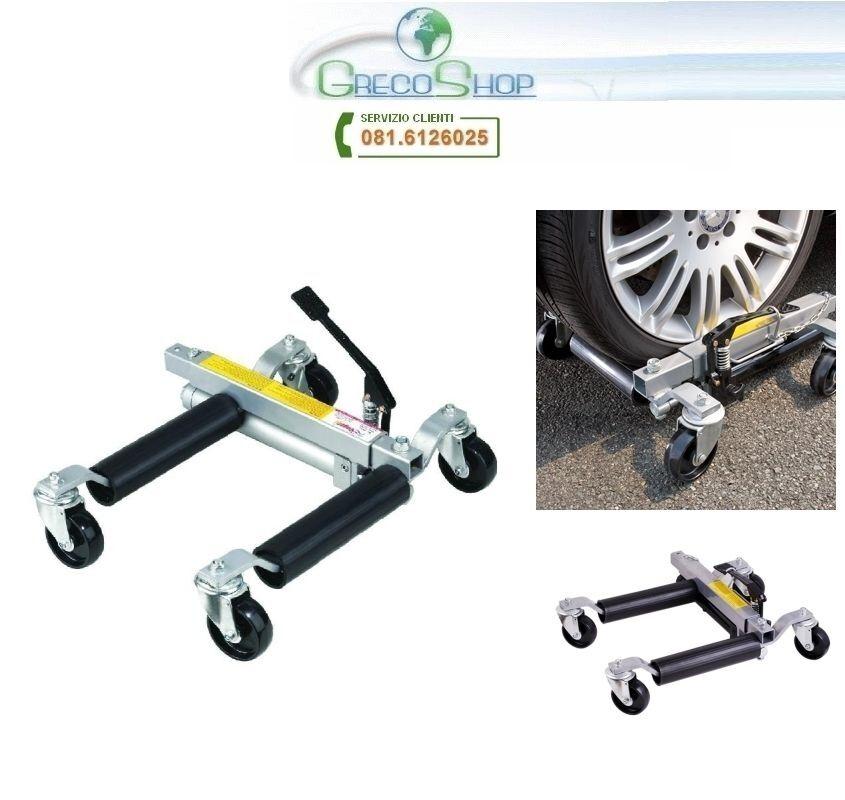 carrello sollevatore idraulico per movimentazione