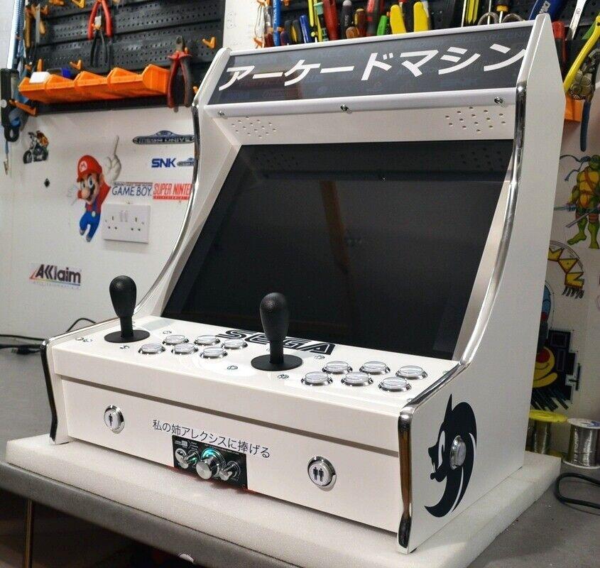 Arcade Machine, Mini Arcade ,Retro Arcade Bartop from TINY ...