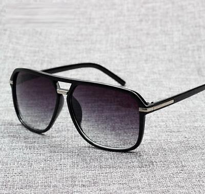 Men Sunglasses Vintage Design Square Style Gradient Driving Cheap Glasses (Designer Glasses For Men Cheap)