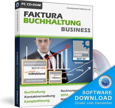 Finanzbuchhaltung, Buchhaltungssoftware, Fibu Software für Unternehmer, Firma