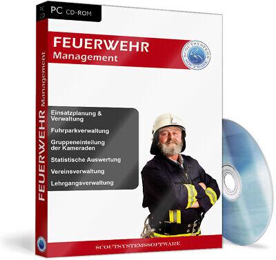 Feuerwehr Fahrzeuge,Inventar,Kameraden,Ausrüstung, Software