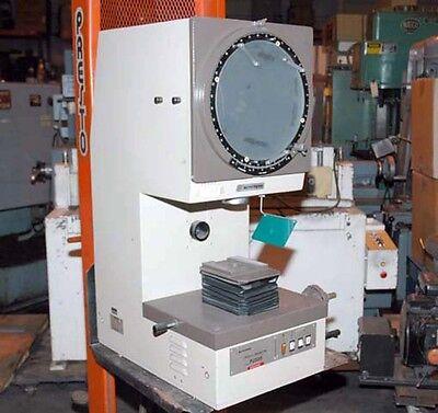 Mitutoyo 12 In. Profile Projector Comparator Type Pj300 Inv.11206