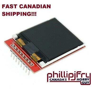 1.44 Red Serial 128x128 Spi Color Tft Lcd Display Module Replace 5110. Canada