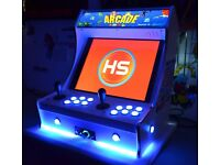 Bartop Arcade Machine for sale