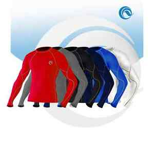 MENS-sport-base-layers-under-thermal-shirt-skin-S-XL