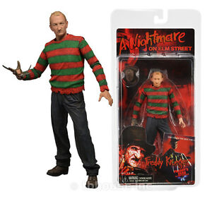 FREDDY KRUEGER figure A NIGHTMARE ON ELM STREET neca SPRINGWOOD SLASHER series 4