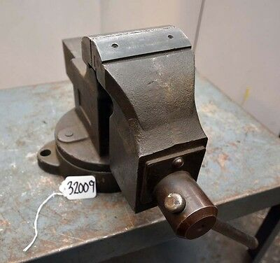 Chas Parker 974b Bench Vise Inv.32009